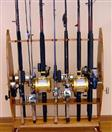 SOUTH BEND Fishing Rod & Reel ELAN SR100-335W